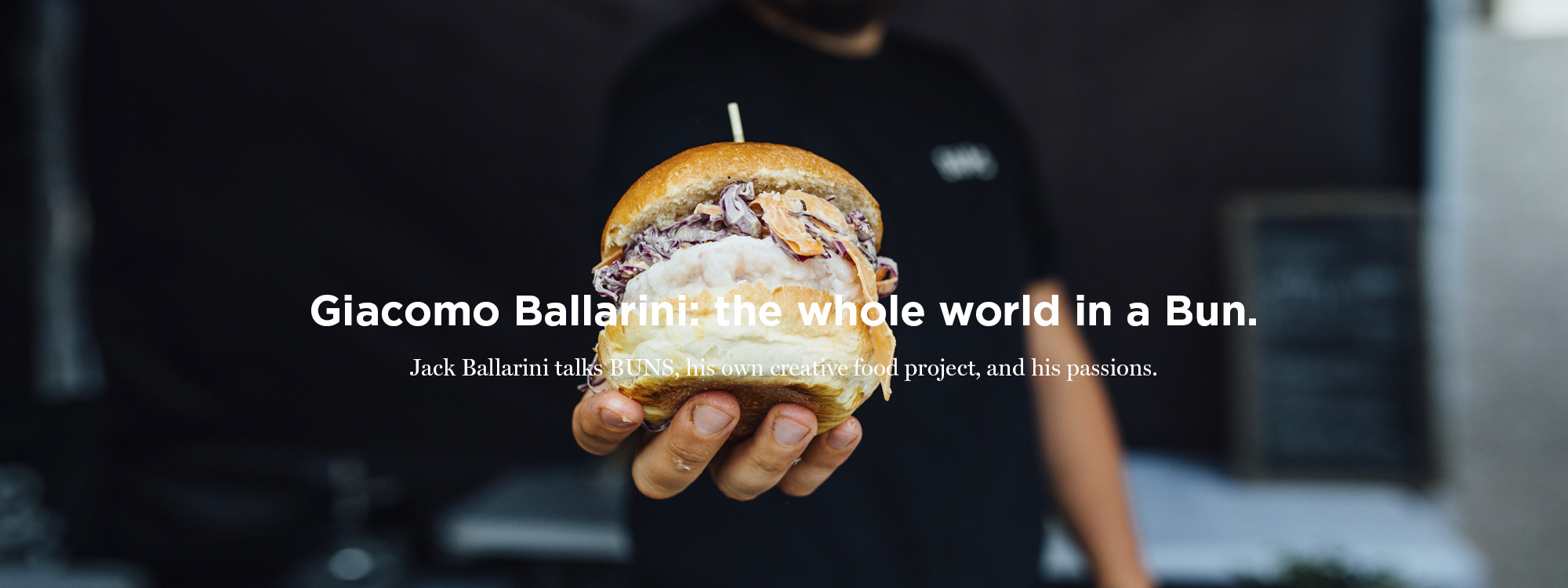 Jack Ballarini talks habits and inspiration | Wood'd Uncovered