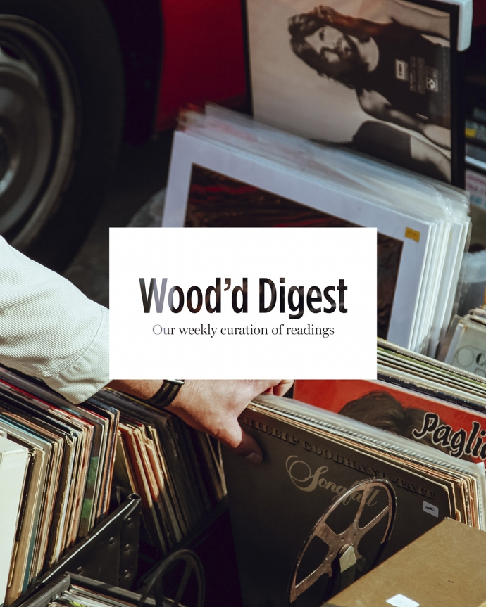 Wood'd Digest: Mixtapes