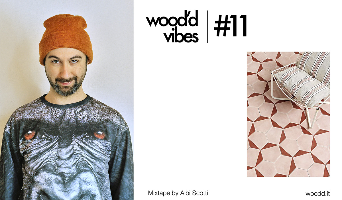 Albi Scotti, DJ and music writer joins the wood'd vibes | Wood'd Uncovered