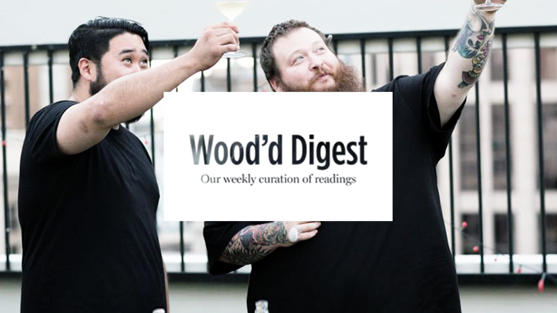 Vino edition Wood'd Digest