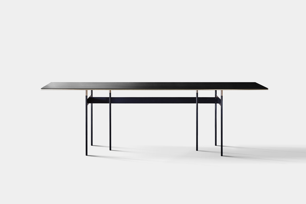 Simone Bonanni's table for Mingardo | High Five Wood'd Uncovered