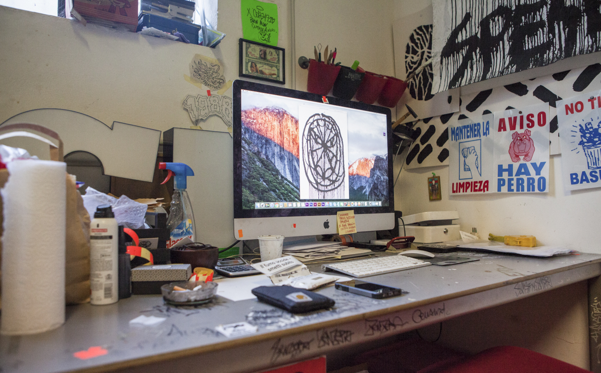 Wood'd interview to Solomostry, artist from Milano
