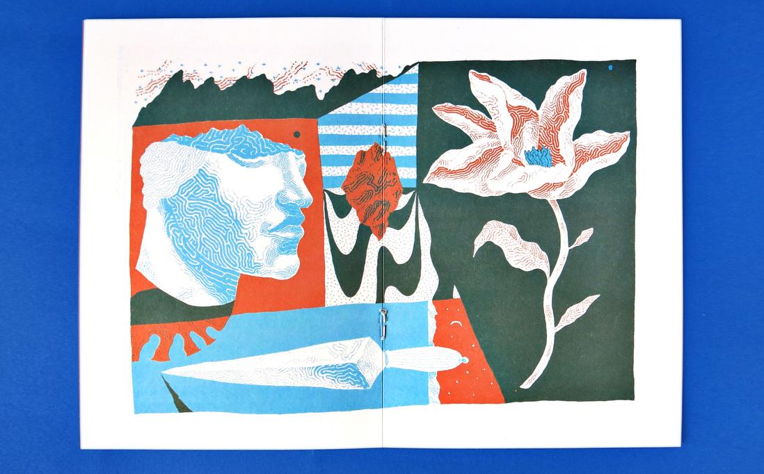 Alessandro Cripsta, artist and illustrator, on Wood'd Journal